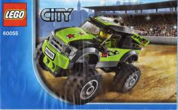 CATALOGUE LEGO City 60055 - Catalogues