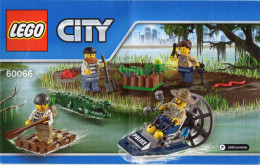 CATALOGUE LEGO City 60066 - Catalogues