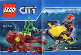 CATALOGUE LEGO City 60090 - Catalogues
