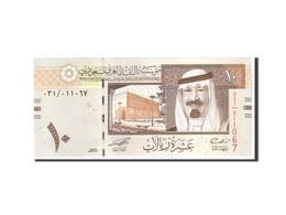 Saudi Arabia, 10 Riyals, 2007, Undated, KM:33a, NEUF - Arabie Saoudite