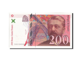 France, 200 Francs, 200 F 1995-1999 ''Eiffel'', 1996, 1996, KM:159a, NEUF, Fa... - 1992-2000 Dernière Gamme