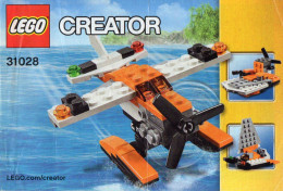 CATALOGUE LEGO Créator 31028 - Catalogues