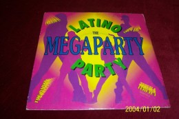 LATINO PARTY  °  MEGAPARTY - Dance, Techno & House