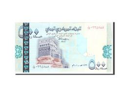 Yemen Arab Republic, 500 Rials, 2001, Undated, KM:31, NEUF - Yémen