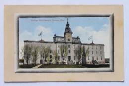 College Saint-Joseph, Lauzon, Quebec, Canada - Quebec