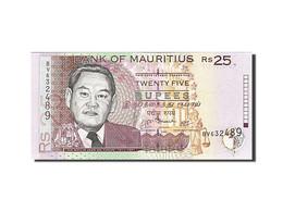 Mauritius, 25 Rupees, 2009, 2009, NEUF - Maurice