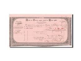 Senegal, Traite, Service Des Colonies, 1000 Francs, 7.5.1853, Kolsky 71 - Sénégal