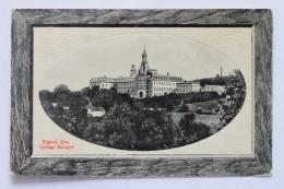 College Bourget, Rigaud, Quebec, Canada, 1916 - Quebec