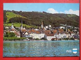 Zug (ZG)  - Panorama - ZG Zoug