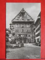 Zug (ZG)  - Kolinbrunnen, Hotel Ochsen - ZG Zug