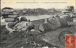Ploumanach - Vue Générale, Le Chapeau De Napoléon - Carte N°38 - Ploumanac'h