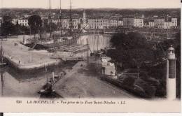 LA ROCHELLE --  Vue Prise De La Tour Saint Nicolas - La Rochelle