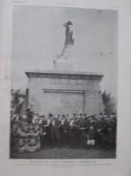 1910 FLOING Pres De Sedan Ardennes    Le Général Bailloud  MONUMENT DES BRAVES GENS - France