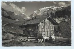 Gorenen - Pension-Restaurant Golderli - BL Basle-Country
