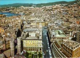 Italia > Liguria> Genova.Panorama Del Grattacielo - Genova (Genua)