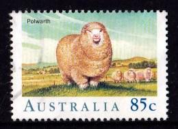 Australia 1989 Sheep 85c Polwarth Used - - - - Used Stamps