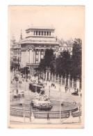 Espagne Madrid Plaza De Castelar - Madrid