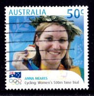 Australia 2004 Olympic Gold Medallists 50c Meares Cycling Used - 2000-09 Elizabeth II