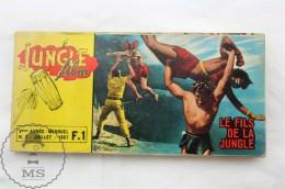 French Vintage 1967 Comic - Jungle Film Nº 17 - Le Fils De La Jungle  - Johnny Sheffield & Peggy Ann Garner - Libros, Revistas, Cómics
