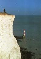 Postcard - Beachy Head Lighthouse, Sussex. EAS109 - Lighthouses