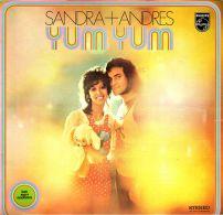 * LP *  SANDRA & ANDRES - YUM YUM (Holland 1971) - Disco, Pop