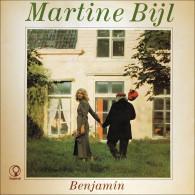 * LP *  MARTINE BIJL - BENJAMIN (Holland 1972) - Vinyl Records