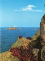 Postcard - La Corbiere Lighthouse, Jersey. ET.5925 - Lighthouses