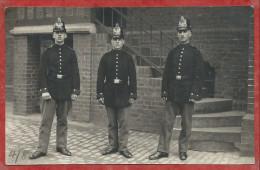 Allemagne - BÜCKEBURG - Care Photo - Foto - Jäger Batailon N°7 - Soldats Allemands - Bueckeburg