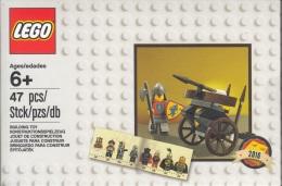 Lego 2016 Moyen-Age Retroset 1986 Neuf Dans La Boîte ** - Lego System
