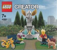 Lego 40221 Fountain Neuf Dans La Boîte ** - Lego System