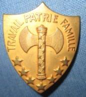 Insigne Vichy - 1939-45