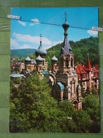 KOV 187 - KARLOVY VARY - Tsjechië