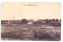 5166 KREUZAU - DROVE, Militär-Camp, 1928, Franz. Militär-Post, Einriss - Dueren