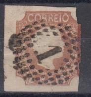 Portugal 1855/56 Nº 5 Usado (atencion Al Margen Derecho) - 1855-1858 : D.Pedro V