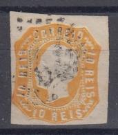 Portugal 1862/64 Nº 14 Usado - 1855-1858 : D.Pedro V