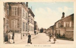 54 - M Et M - Foug - Rue De La Liberation - Foug