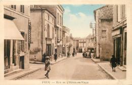 54 - M Et M - Foug - Rue De L'hotel De Ville - Foug
