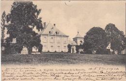 Wavre - Le Château De La Bawette (Charlier-Niset, 1904... Trou De Punaise) - Waver