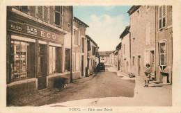 54 - M Et M - Foug - Rue Des Jeux - Foug