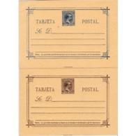 FLPNEPO10STV-LFTFILEP010TEN.Entero PostalFILIPINA S.Alfonso  Xlll.FILIPINAS ESPAÑOL.1896.(Ed  10/1**)Tipo Pelon - 1850-1931