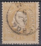 Portugal 1870/80 Nº 39 (dent.12 1/2)  Usado - 1862-1884 : D.Luiz I