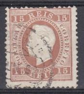 Portugal 1870/80 Nº 39 (dent. 12 1/2) Usado - 1862-1884 : D.Luiz I
