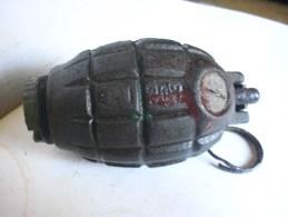 "Grenade MILLS Modèle 36 """"COMPLETE """"100% D´origine""FOUILLE""EXCELLENT CONDITION ""RELIC - Sammlerwaffen"
