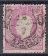 Portugal 1884 Nº 64 (dent.12 1/2) Usado (imperfecciones Leves En El Dentado) - 1862-1884 : D.Luiz I