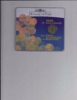 FRANKRIJK - FRANCE 2 Euro In Blister - 2009 - 10e Anniversaire De L'UEM - 10 Jaar EMU - France