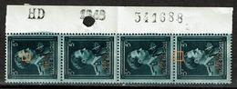 724T    **  Bande 4  Bdf  HD 1948  541688 + LCV 8 Et LV2  Tache Rouge - 1946 -10%