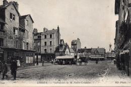 4076. CPA 14 LISIEUX. CARREFOUR DE LA PETITE COUTURE - Lisieux