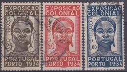 Portugal 1934 Nº 572/74 Usado - Used Stamps