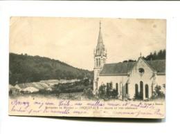 CP - ORQUEVAUX (52) Eglise Et Vue Generale - France