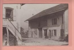 OUDE POSTKAART ZWITSERLAND - SCHWEIZ - SUISSE  -   BURTIGNY  - ED. PERROCHET - VD Vaud